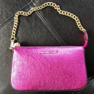 Michael Kors Pouchette - Ultra Pink